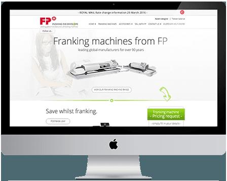the franking machine company